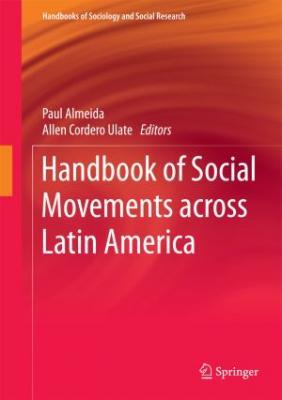Handbook of Social Movement book cover