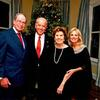 Herb Klein and his wife Jacqueline Klein with Vice President Joe Biden and Dr. Jill Biden